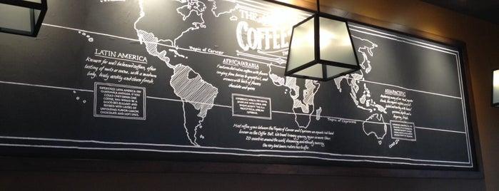 Starbucks is one of Lugares favoritos de Jellou.