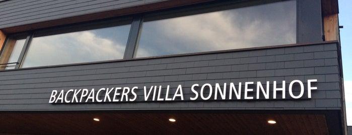 Backpackers Villa Sonnenhof is one of Hostel.