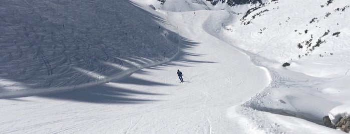 Wilde Grub'n (14) is one of Stubaier Gletscher / Stubai Glacier.