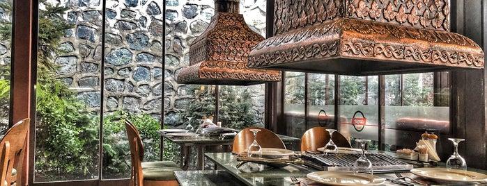 Çamlık Mangalbaşı Restaurant is one of Tempat yang Disukai Sfjdjdn.