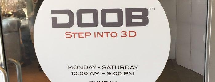 doob 3d is one of California LA.