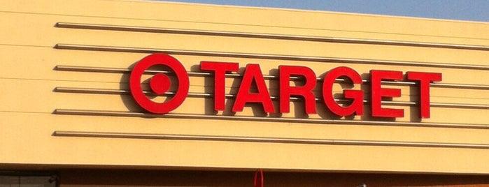 Target is one of Rachel 님이 좋아한 장소.