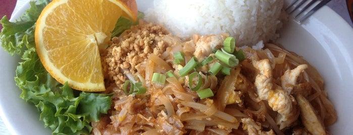 Thai Original BBQ Restaurant is one of Posti salvati di Meg.