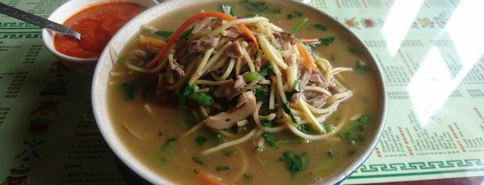 Kunga Restaurant is one of Locais curtidos por Swen.