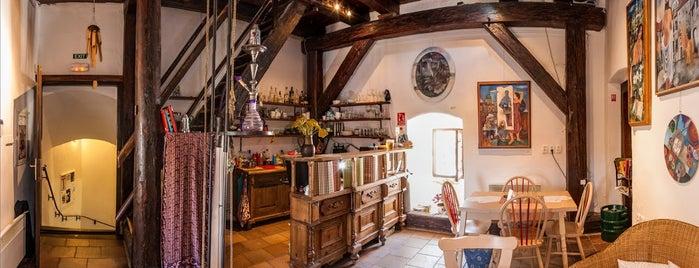 Café a Galerie Ve Věži is one of Poklady CZ.