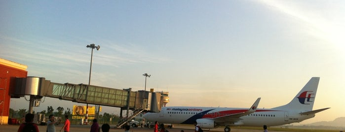 Sultan Abdul Halim Airport (AOR) is one of Flying High.