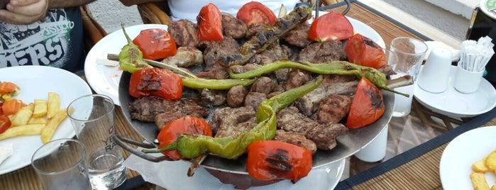 Blue Restaurant is one of สถานที่ที่ SUAT YALÇIN ถูกใจ.
