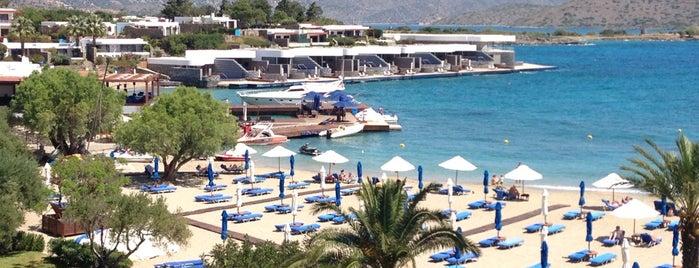 Elounda Beach Hotel & Villas is one of #AroundTheWorld.