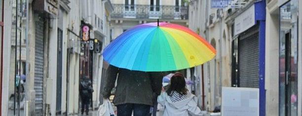 Rue Montorgueil is one of 🌠.