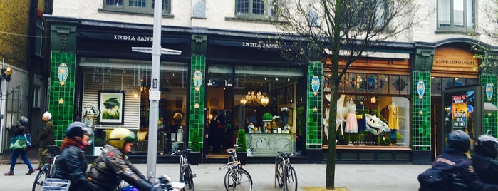 India Jane is one of London for New Yorkers [shop].