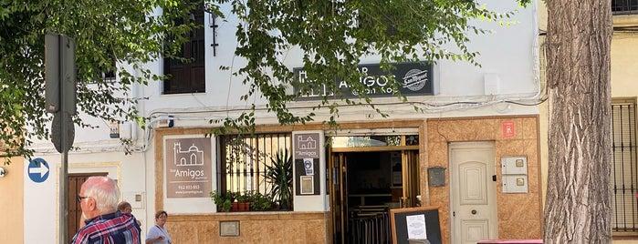 Bar Amigos Sant Roc is one of Bob 님이 좋아한 장소.