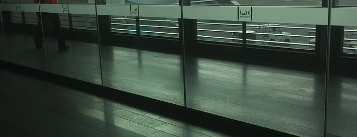 Gate A01 is one of Davidさんのお気に入りスポット.