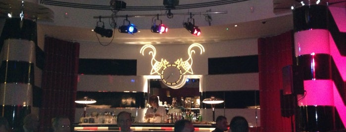 The Crazy Coqs is one of England - London area - Bars & Pubs.