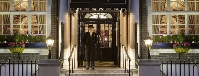The Goring Dining Room is one of Visiting London.