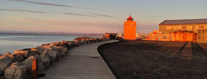 Keflavíkur Höfn is one of ICELAND / Reykjanes Peninsula.