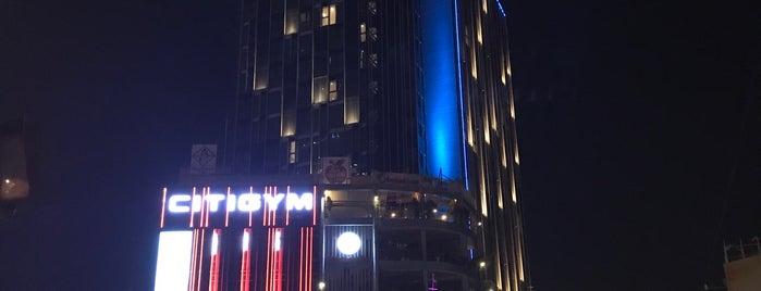 Liberty Central Saigon Citypoint Hotel is one of Lugares favoritos de Olof.