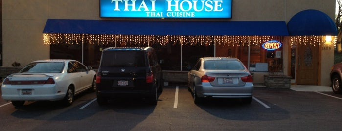 Thai House is one of Philさんの保存済みスポット.