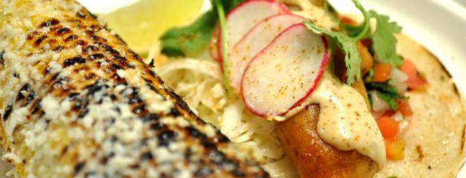 Dorado Tacos & Cemitas is one of Good Eats: Boston Edition.