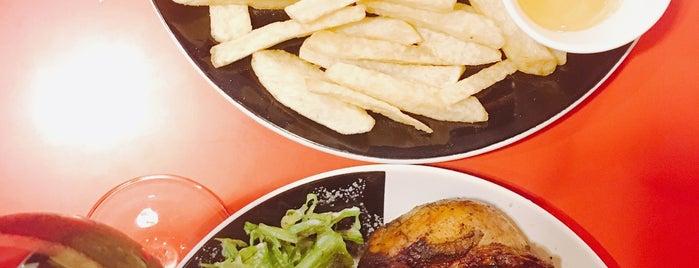 秘魯烤雞 Polleria is one of สถานที่ที่บันทึกไว้ของ Teri.