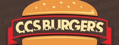 CCS Burger's is one of Adriana'nın Kaydettiği Mekanlar.