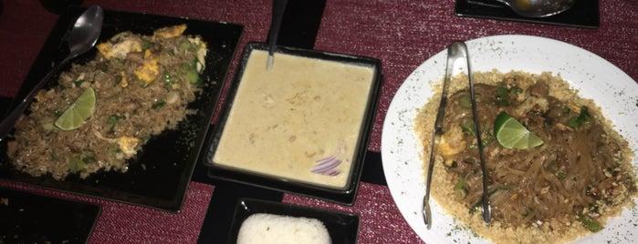 Aroy - Thai Cuisine is one of Lugares favoritos de TarkovskyO.