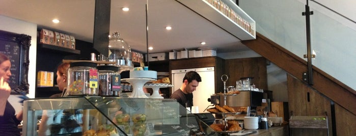 Everbean is one of 111 Coffee Shops in London.
