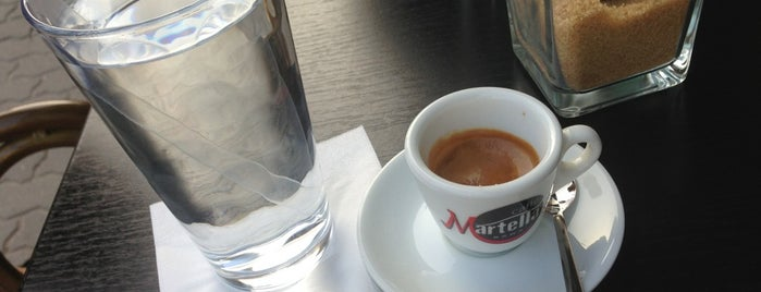 Hetcliff's caffe is one of #kavomilci.