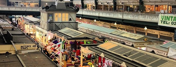 Cardiff Market is one of Local's Guide to Cardiff.