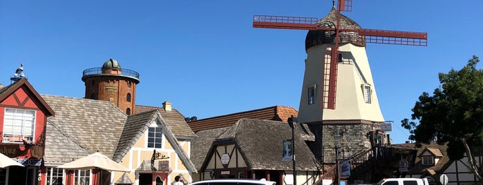 Downtown Solvang is one of Solvang.