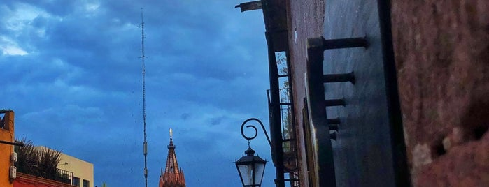 13 CIELOS is one of San Miguel de Allende.