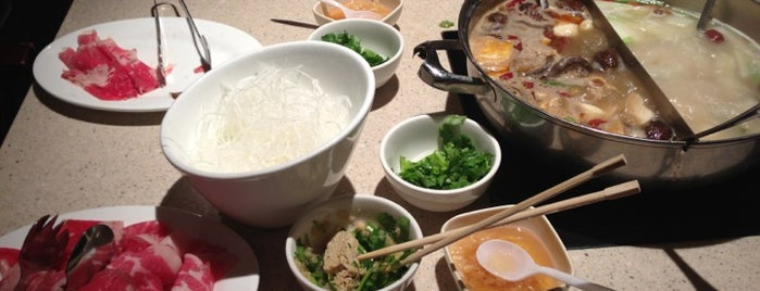 Happy Lamb Hot Pot, Houston Westheimer 快乐小羊 is one of Lieux sauvegardés par Angelica.