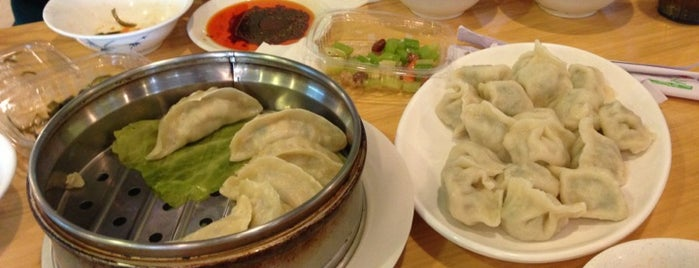 Golden Dumpling House is one of Lugares favoritos de Rebecca.
