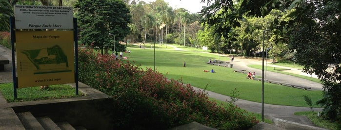 Parque Burle Marx is one of Great Outdoors in SP.