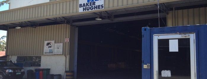 Baker Hughes Workshop is one of Gespeicherte Orte von Ruben.