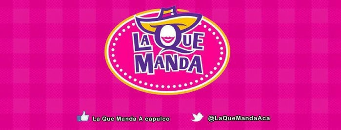 La Que Manda is one of Locais curtidos por Gran.