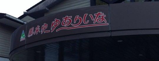 鳳来ゆーゆーありいな is one of 訪れた温泉施設.
