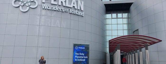 Perlan - Wonders of Iceland is one of Orte, die Алла gefallen.