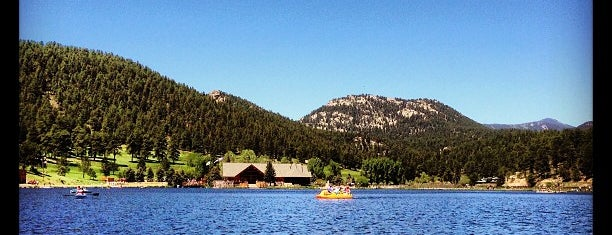 Evergreen Lake is one of Denver.