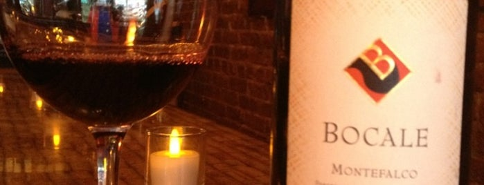 Il Vino Wine Bar is one of NYC Favorite Bars.