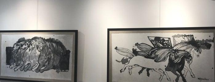 Şevket Sabancı Kültür ve Sanat Merkezi is one of baha ali'nin Beğendiği Mekanlar.