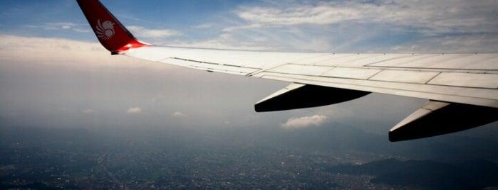 Husein Sastranegara International Airport (BDO) is one of Destination In Indonesia.