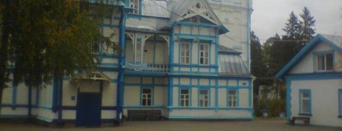 """санаторий """"Колчаново"""" is one of Orte, die Андрей gefallen."""