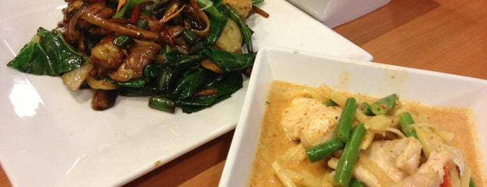 Yama's Thai Eaterie is one of Margate.