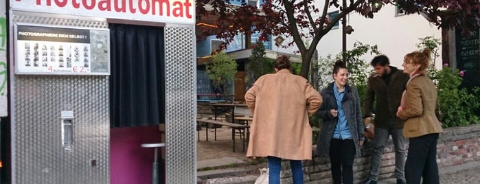 Photoautomat is one of Berlin.
