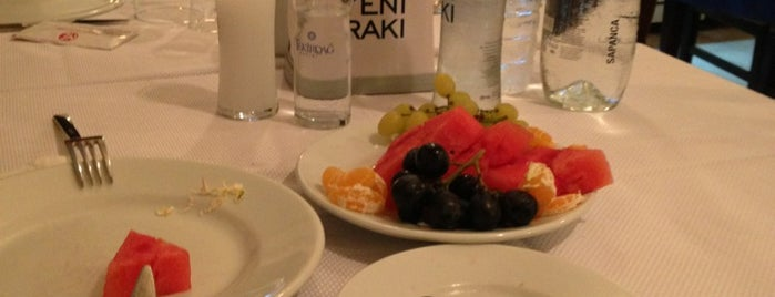 Astek Restaurant & Meyhane is one of Istanbul Meyhane.