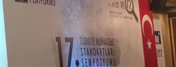 Euphoria Aegean Resort Hotel is one of Umut'un Beğendiği Mekanlar.