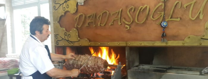 Dadaşoğlu Oltu Cağ Kebap is one of Lugares guardados de Irmak.