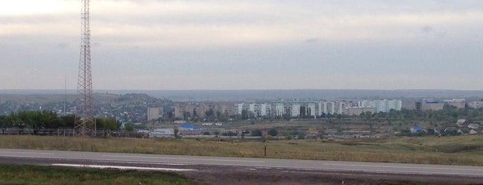 Белая Калитва is one of Города Ростовской области.