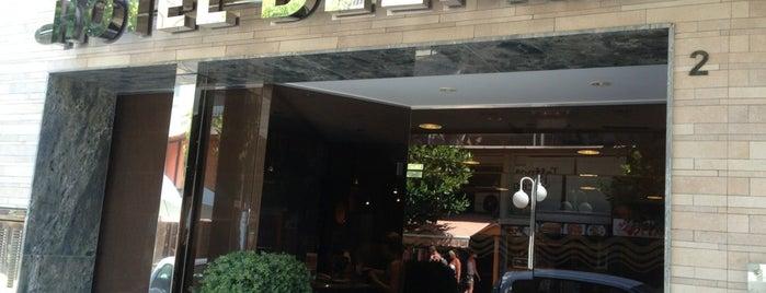 Delfin Hotel is one of Andrey : понравившиеся места.