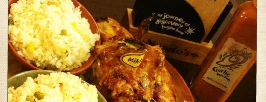 Nando's is one of Singapore Leisure.